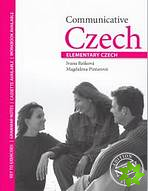 Communicative Czech – Elementary Students book