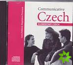 Communicative Czech – Elementary audio CD