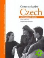 Communicative Czech – Intermediate Students book